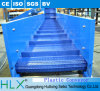 Plastic Slat Chain Conveyor, Unique Designed Plastic Conveyor