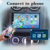 "7""Universal Android Carplay Car Stereo WiFi Connection, 3G Internet, Car DVD Player Hualingan"