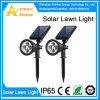 Outdoor Solar Lighting LED Garden Lawn Landscape Wall Lights
