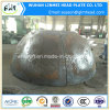 Carbon Steel Spherical Shell Cover Tank Head for Vessels