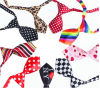 Pet Bow Tie Scarf Pet Cloth Apparel Accessories Bow Tie Suitable for Dog and Cat