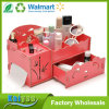 Wholesale DIY Designer Wooden Cosmetic Organizer Jewelry Box with Drawers