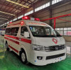 Foton Brand New Mini Right Hand Drive Diesel 4X2 Ambulance Car Price Vehicle for Sale
