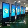 Indoor Standing Menu Leader Board Marketing Adertsing Digital Video LCD Touch Screen