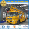 Dongfeng 4*2 Over Head 22 Meters High Altitude Working Truck