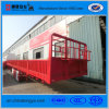 3 Axle Twist Lock Container Carrier Side Wall Semi Trailer