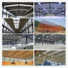Africa Prefabricated Industrial Steel Structure Factory Building