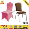 Metal Wedding Stacking Banquet Chair with Chaircover