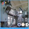 1-500 Tons/Day Soya Oil Refinery Plant Machinery/Oil Refining Plant