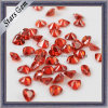 Heart Shaped Decorative Beads New Fashion Cubic Zirconia