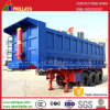 3 Axles Hydraulic Cylinder Tipper Tipping Rear End Dump Trailer