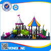 2014 PVC Coated Pipe Kids Play Park Equipment with Galvanized Steel Material