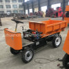 Mini Dumper Truck with Hydraulic Lifting, Electrical Tricycle for Mine Construction Mini Dumper for Peru