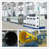 Plastic HDPE Hollow Pipe Spiral Winding Extruder Making Machine
