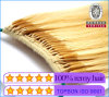 Hot Selling Real Remy Virgin Hair Luxury Product Vendor 8''-30'' Knot Thread Hair Extensions