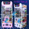 The Crazy Toy 3 Crane Game Machine Amusement Machine