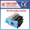 Nonwoven Fiber Carding Machine