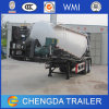 China Trailer Manufacture 2 Axles 30tons V Shape Silo Cement Bulker Tank Trailer