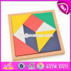 Best Design 9 Pieces Classic Wooden Tangrams for Kids W14A166