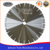 Cutting Tool 350mm Laser Diamond Saw Blade for General Purpose