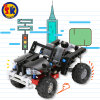 Plastic off-Road Blocks Toy for Kids