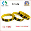 Promotion Cheap Gift Silicon Bracelet/Silicone Wristband