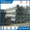 Welded ERW Black Steel Pipe with Good Service