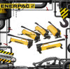 Hydraulic Steel Hand Pumps P Series Ultima Enerpac