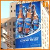 Outdoor Advertising Banner, PVC Flex Vinyl Printing Banner (TJ-43)