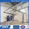 Ground Mount Solar Structure Steel Carport Structure for Car Parking