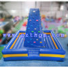Outdoor Air Rock Mountain Inflatable Climbing Walls/Inflatable Sports Rock Climbing Wall