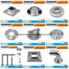 Hot Sale Products Stainless Steel Square Pipe Accessories/Handrail Fittings
