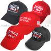 OEM/ODM Custom 2D/3D Embroidery Cotton Sports Baseball Cap Hats