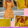 Waterproof Nylon Taffeta Fabric for Down Coat