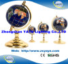 Yaye 18 Best Sell Arch Single-Leg Gemstone Globes with 80mm/110mm/150mm/220mm/330mm