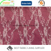 100% Polyester Fashion Knitting Lace Lining Fabric