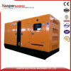 180kw Silent Type Automatic Standby Generator for Ivory Coast