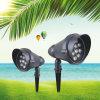 5-18W Epistar Chip RGB LED Garden Light/LED Garden Lighting High Quality