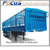 40t - 60t Payload 3 Axles Stake Semi Trailer Hot Sales Low Price