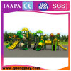 Outdoor Playground Slides Equipment (QL--051)