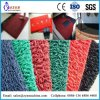 PVC Plastic Vinyl Entrance Welcome Foot Floor Door Mats Making Machine