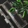Popular Design Transparent Roller Shutter Door with Polycarbonate Panel Popular in Macao and HK