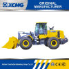 XCMG Official 6t Mini Sliding Steering Engineering Machinery Agricultural Machinery Backhoe Wheel Loader