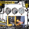 Enerpac GF Series Hydraulic Force and Pressure Gauges