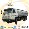 Shacman 6X4 300HP 25cbm Fuel Tank Truck with Weichai Engine