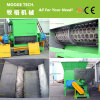 waste plastic bundled film shredder machine with various capacity