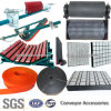 Conveyor Components Belt Cleaner Pulley Lagging Wear Liners for Material Handling