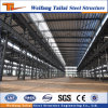 Low Cost Prefab Prefabricated Steel Structure Metal Frame with Crane Workshop Construction Building