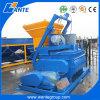 China Js500 Clay Mixer Machine/Electric Stationary Concrete Mixer