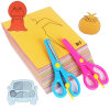 High Quality Wholesale Children DIY Handcraft Art Paper Cutting